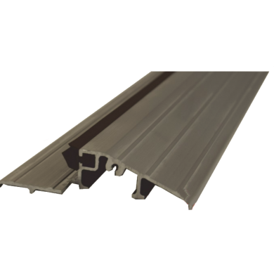 Uniwersalny próg aluminiowy do drzwi o szerokości 80cm