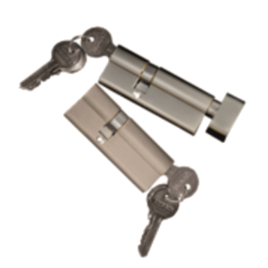 Komplet wkładek standard do drzwi SP