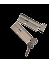 Wkładki System 1 klucza do drzwi LUX 72mm
