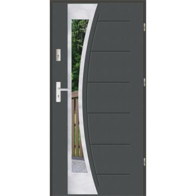 Drzwi SP 55 GALA 140 INOX