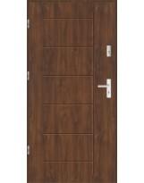 Drzwi wejściowe stalowe model LUX T41