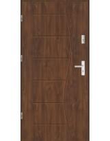 Drzwi wejściowe stalowe model LUX T43