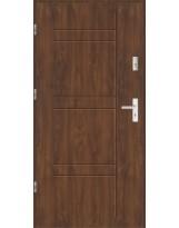 Drzwi wejściowe stalowe model LUX T46