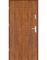 Drzwi wejściowe stalowe model LUX T47