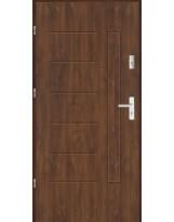 Drzwi wejściowe stalowe model LUX GALA 1