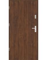 Drzwi wejściowe stalowe model LUX GALA 5