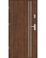 Drzwi wejściowe stalowe model LUX AP 1