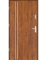 Drzwi wejściowe stalowe model LUX AP 2
