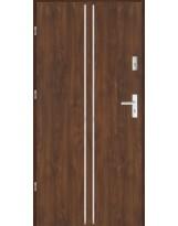 Drzwi wejściowe stalowe model LUX AP 3