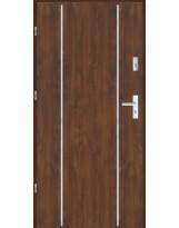 Drzwi wejściowe stalowe model LUX AP 4
