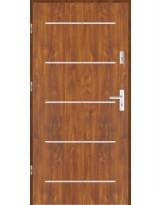 Drzwi wejściowe stalowe model LUX AP 5
