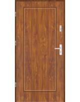 Drzwi wejściowe stalowe model LUX MODERN