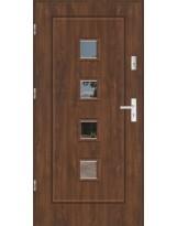 Drzwi wejściowe stalowe model LUX F 15