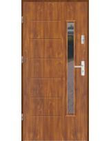 Drzwi wejściowe stalowe model LUX GALA 1S