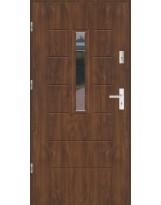 Drzwi wejściowe stalowe model LUX WIKI 1