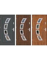 Drzwi LUX FINEZJA 3 INOX