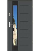 Drzwi LUX GALA 27 BLACK