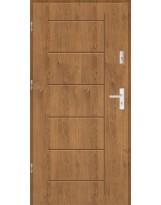 Drzwi wejściowe stalowe model SP 41