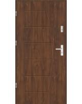 Drzwi wejściowe stalowe model SP 44