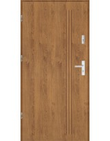 Drzwi wejściowe stalowe model SP GALA 5