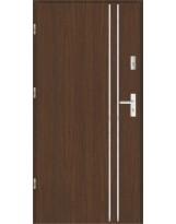 Drzwi wejściowe stalowe model SP AP 1