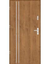 Drzwi wejściowe stalowe model SP AP 2