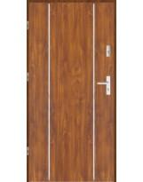 Drzwi wejściowe stalowe model SP AP 4