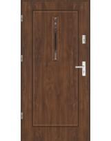 Drzwi wejściowe stalowe model LUX MODERN 25