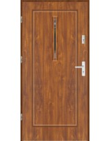 Drzwi wejściowe stalowe model SP MODERN 25
