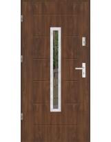Drzwi LUX GALA 73 INOX