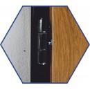 Klamka MATI do drzwi z szyldem górnym