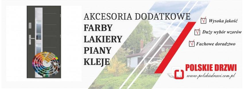 Farby - lakiery piany - kleje